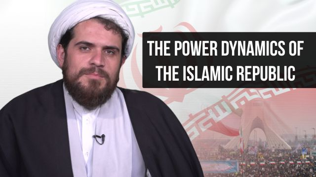 The power dynamics of the Islamic Republic