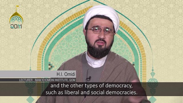 Similarities and Differences between the Popular Religious Government and Liberal Democracy   The Islamic Political Thought Series