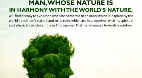Man's Nature (Sayyid Ali Khamenei)
