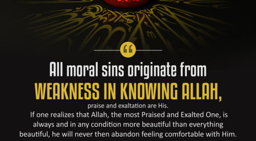 Moral Sins (Ayatollah Taqi Bahjat)