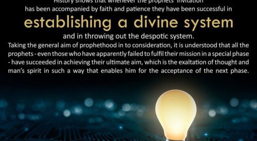 General Pattern of Islamic Thoughts in Quran