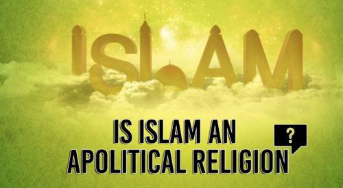 Are Politics and Religion Separable?