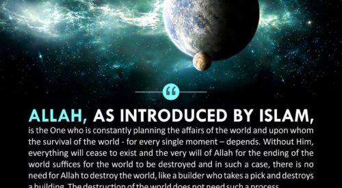 Allah, As Introduced by Islam