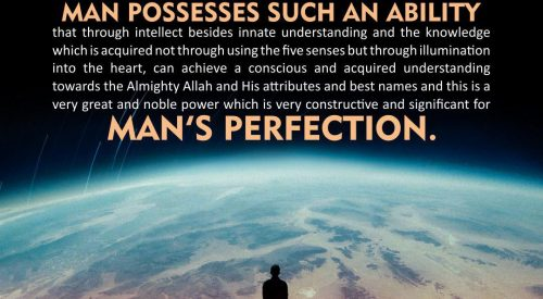 Man's Perfection (Ayatollah Misbah Yazdi)
