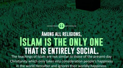 Islam is the Entirely Social