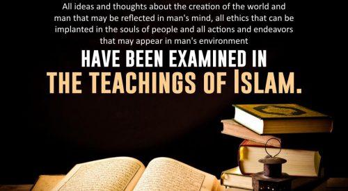 Teachings of Islam (Allama Tabatabai)