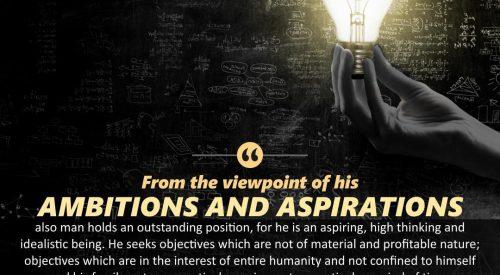 Ambitions and Aspirations (Ayatollah Murtada Mutahhari)