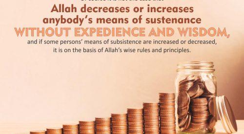 Means of Sustenance (Ayatollah Misbah Yazdi)