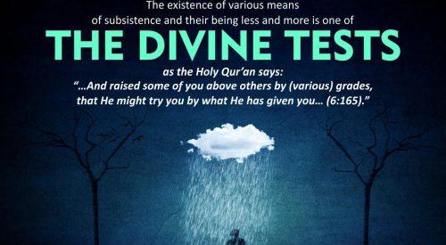 The Divine Tests (Ayatollah Misbah Yazdi)
