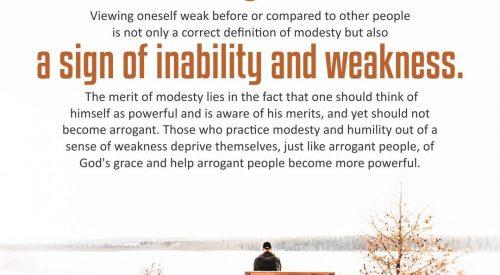 Sign of Inability and Weakness (Alireza Panahian)