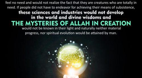 Mysteries of Allah in Creation (Ayatollah Misbah Yazdi)
