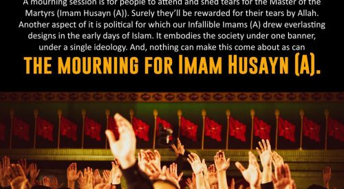 Mourning for Imam Husayn (A)