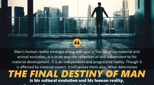 Final Destiny of Man (Ayatollah Murtada Mutahhari)