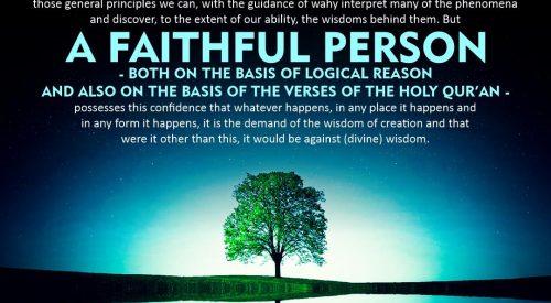 Faithful Person (Ayatollah Misbah Yazdi)