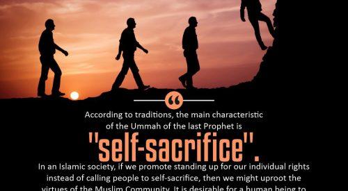 Self Sacrifice (Alireza Panahian)