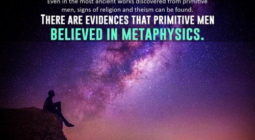 Believe in Metaphysic (Allama Tabatabai)