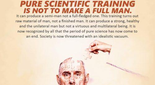 Scientific Training For Man (Ayatollah Murtada Mutahhari)