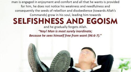 Selfishness and Egoism (Ayatollah Misbah Yazdi)