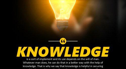 Knowledge (Ayatollah Murtada Mutahhari)
