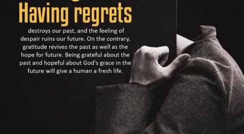 Having Regrets (Alireza Panahian)
