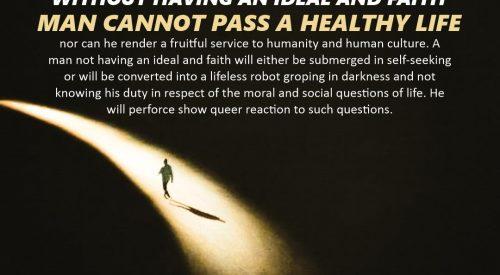 Man and Faith (Ayatollah Murtada Mutahhari)