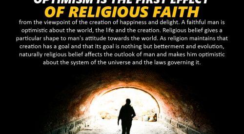 Religious Faith (Ayatollah Murtada Mutahhari)