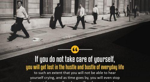 Take Care of Yourself (Alireza Panahian)