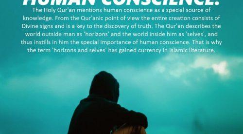 Human Conscience (Murtada Mutahhari)