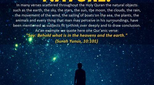 Nature (Ayatollah Murtada Mutahhari)