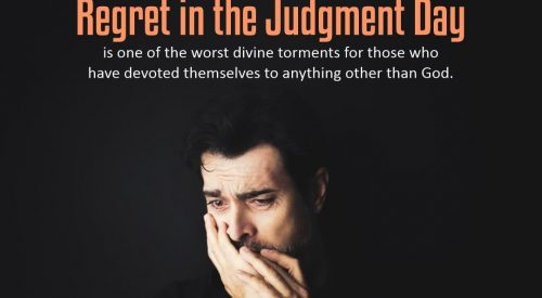 Regret in the Judgment Day