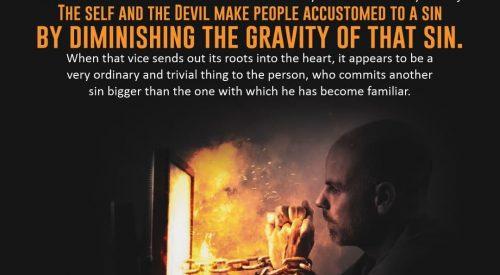 Gravity of Sin (Imam Khomeini)
