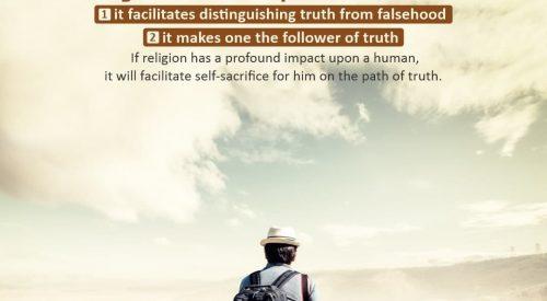 Religion has two Important Functions (Alireza Panahian)