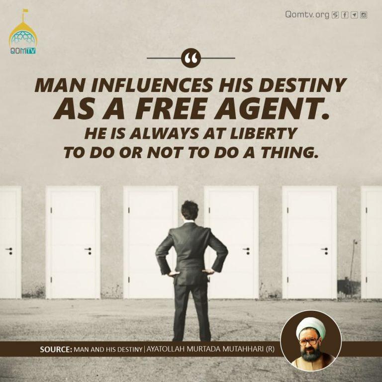 Human Being Liberty (Ayatollah Murtada Mutahhari)