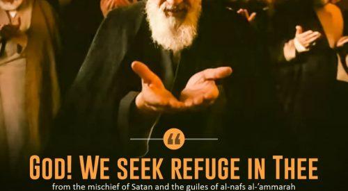 God! We Seek Refuge