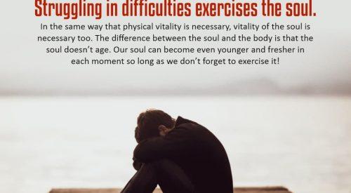 Struggling in Difficulties (Alireza Panahian)