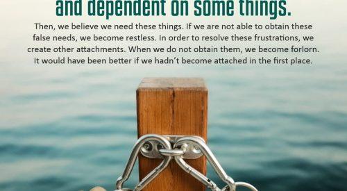 Human Being Interest and Dependence (Alireza Panahian)