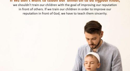 Children to be Hypocritical (Alireza Panahian)