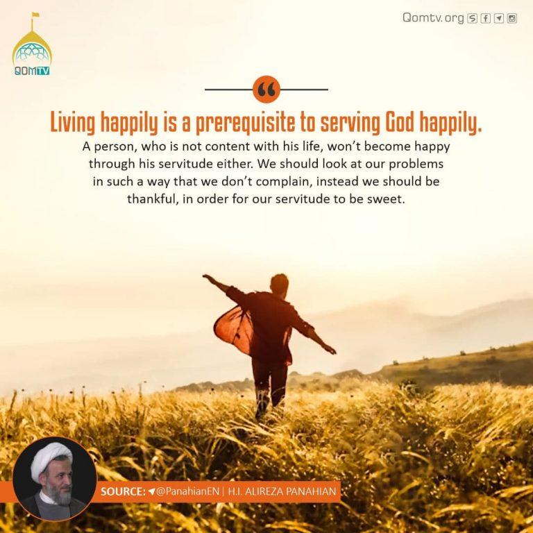 Living Happily (Alireza Panahian)