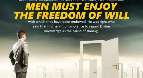 Freedom of Will (Ayatollah Murtada Mutahhari)