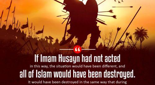 Imam Husayn (A) Movement