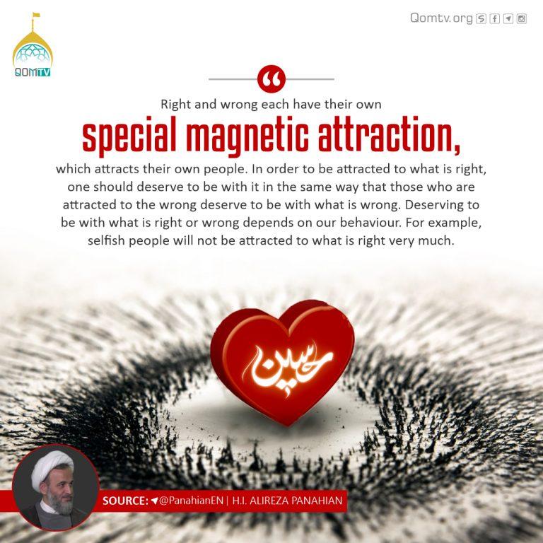 Special Magnetic Attraction ( Alireza Panahian)