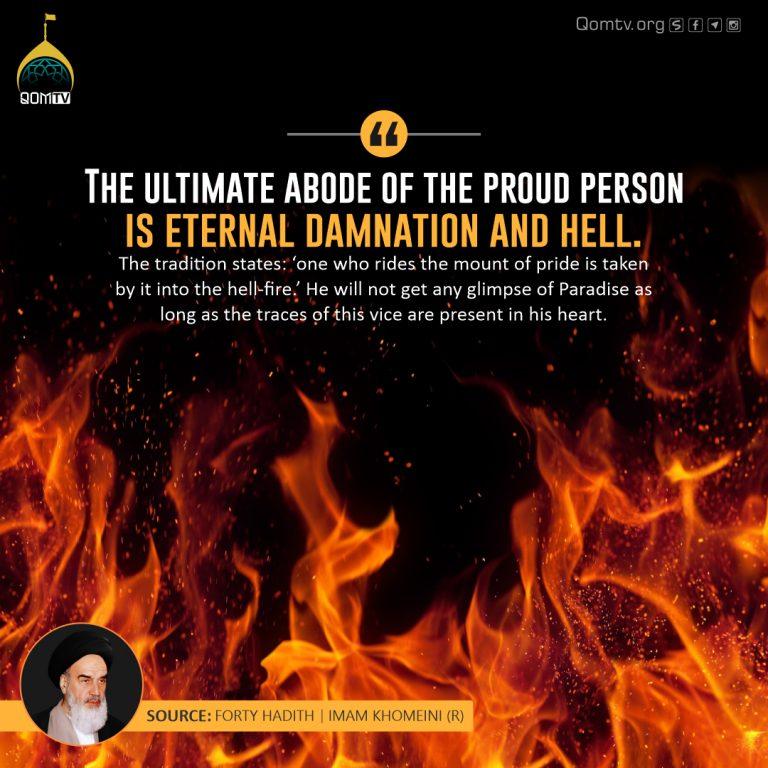 Proud Person (Imam Khomeini)