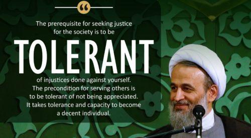 Tolerant(Alireza Panahian)