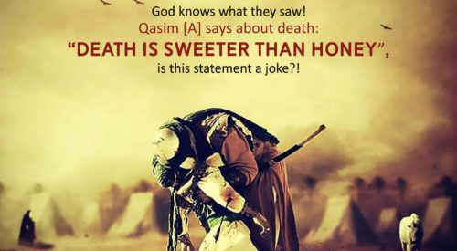 Death is Sweeter than Honey